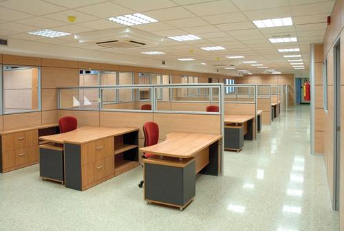 Sulima limpiezas for Modulos de trabajo para oficina